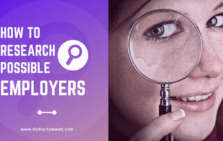 How To Research Employers