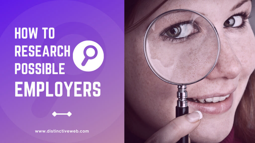 How-to Research Employers For Your Job Search
