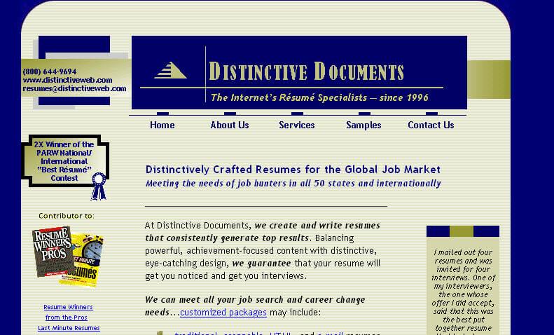 New Site Design 4