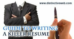 4-Step Guide To Writing A Killer Resume That Gets Results