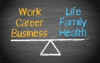 How to achieve healthy work life balance in your career