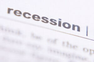 job searching during recession