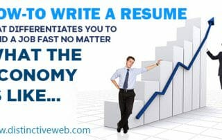 How-To Write a Resume That Differentiates You to Land a Job Fast No Matter What The Economy Is Like 2