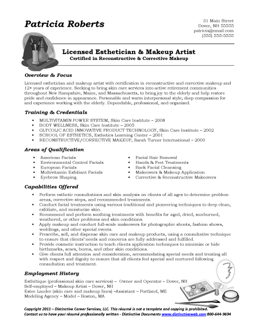 Skill Categories For Functional Resume