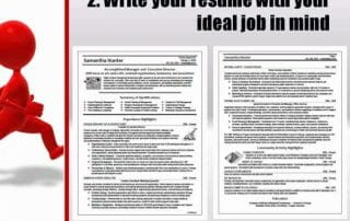 Video Tips on Resume Writing 1