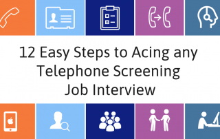 Telephone screening job interview: how to ace it