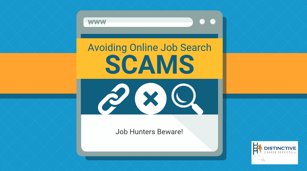 Avoiding Online Job Search Scams