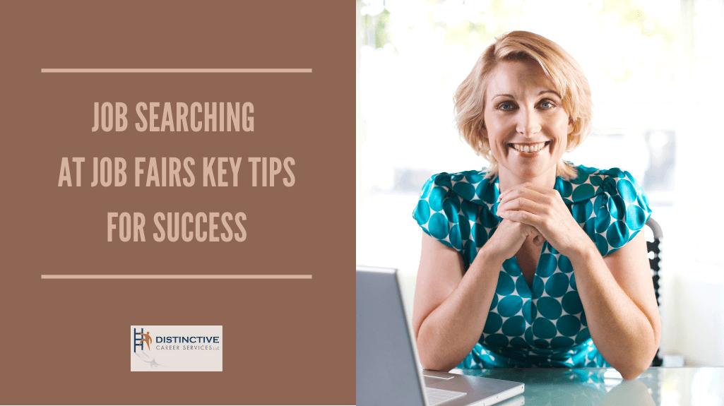 Job Searching at Job Fairs: Key Tips For Success
