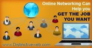 Job Searching and Social Media