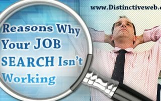 Reasons Why Your Job Search Isn't Working