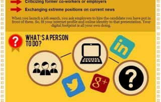 Infographic: How To Improve Your Online Identity & Personal Brand