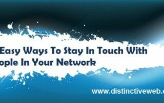 10 Easy Ways To Stay In Touch With People In Your Professional Network 2