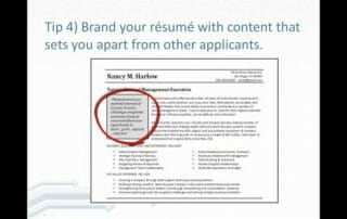 Video: Write A Killer Resume In Just 4 Easy Steps 2