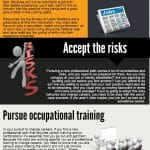 Infographic: How To Change Careers To A New Industry