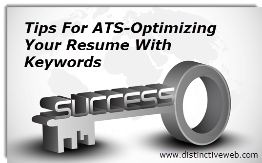 how to ats optimize your resume with keywords