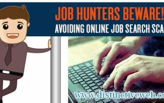 Job Hunters Beware of Online Job Search Scams