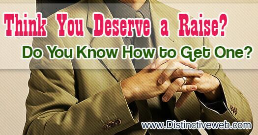 Think You Deserve a Raise