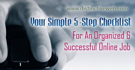 Your Simple 5-Step Checklist