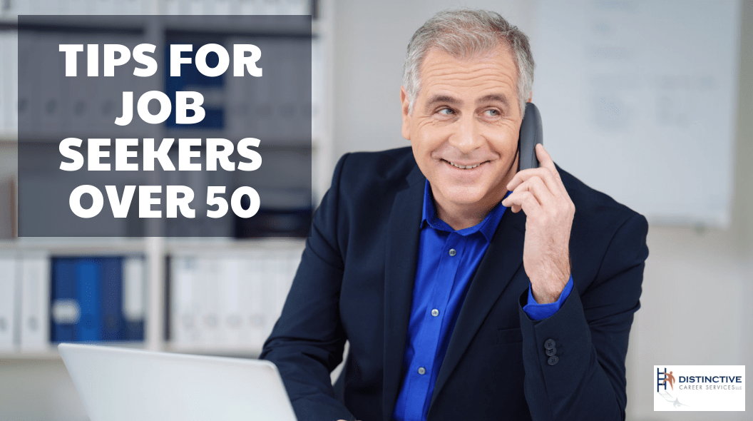 Tips for job seekers over 50