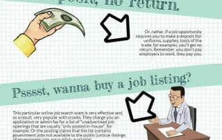 Job Hunters Beware! Avoiding Online Job Search Scams