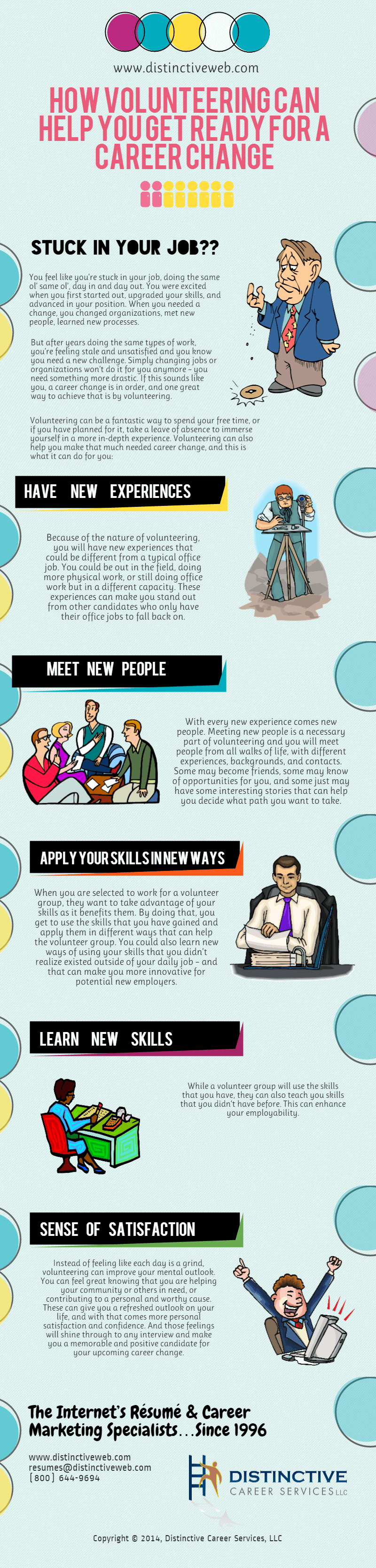 How Volunteering Can Help You Get Ready For A Career Change