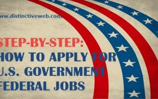 Step by Step: How to Apply For U.S. Federal Government Jobs