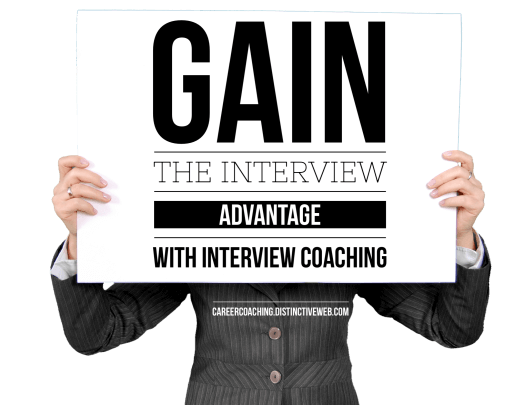 Benefits of job interview coaching