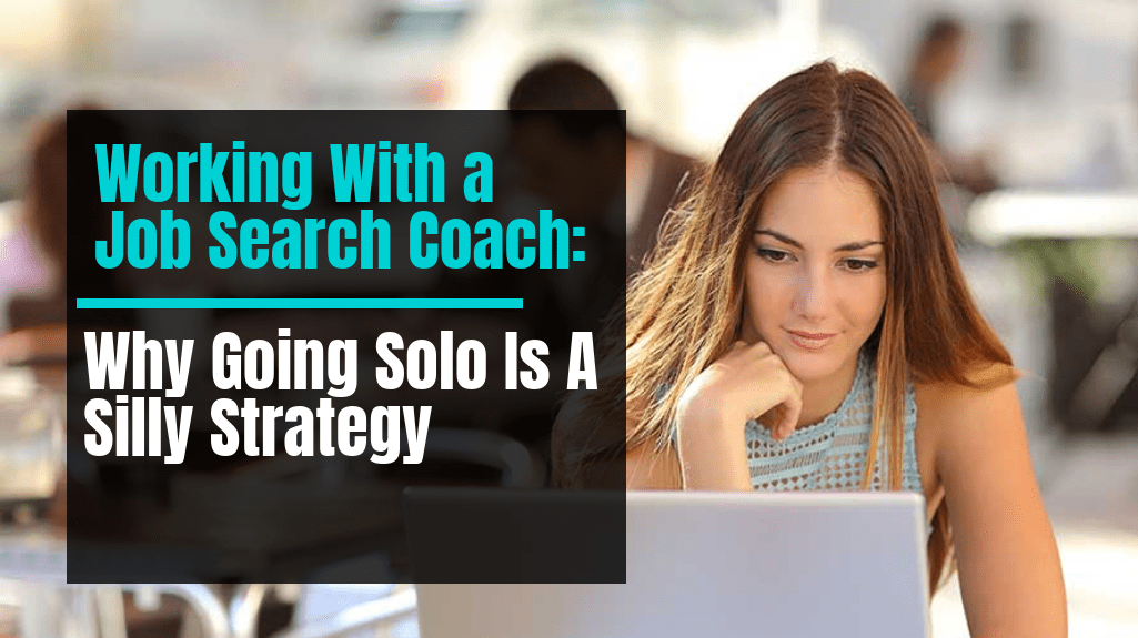 working with a job search coach