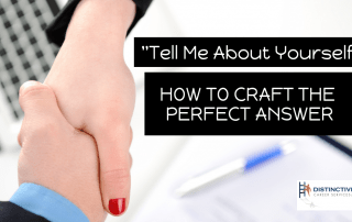 Tell me about yourself: how to craft the perfect interview answer