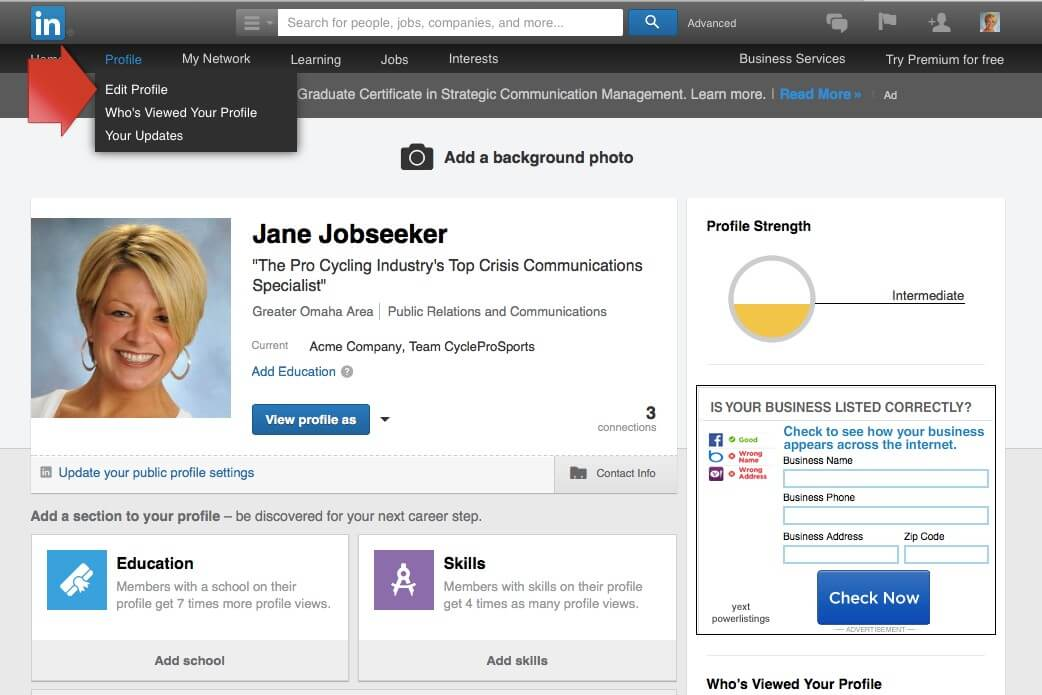 are you ready for the next linkedin update here s how to back up