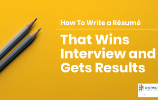 How to write a resume that gets results