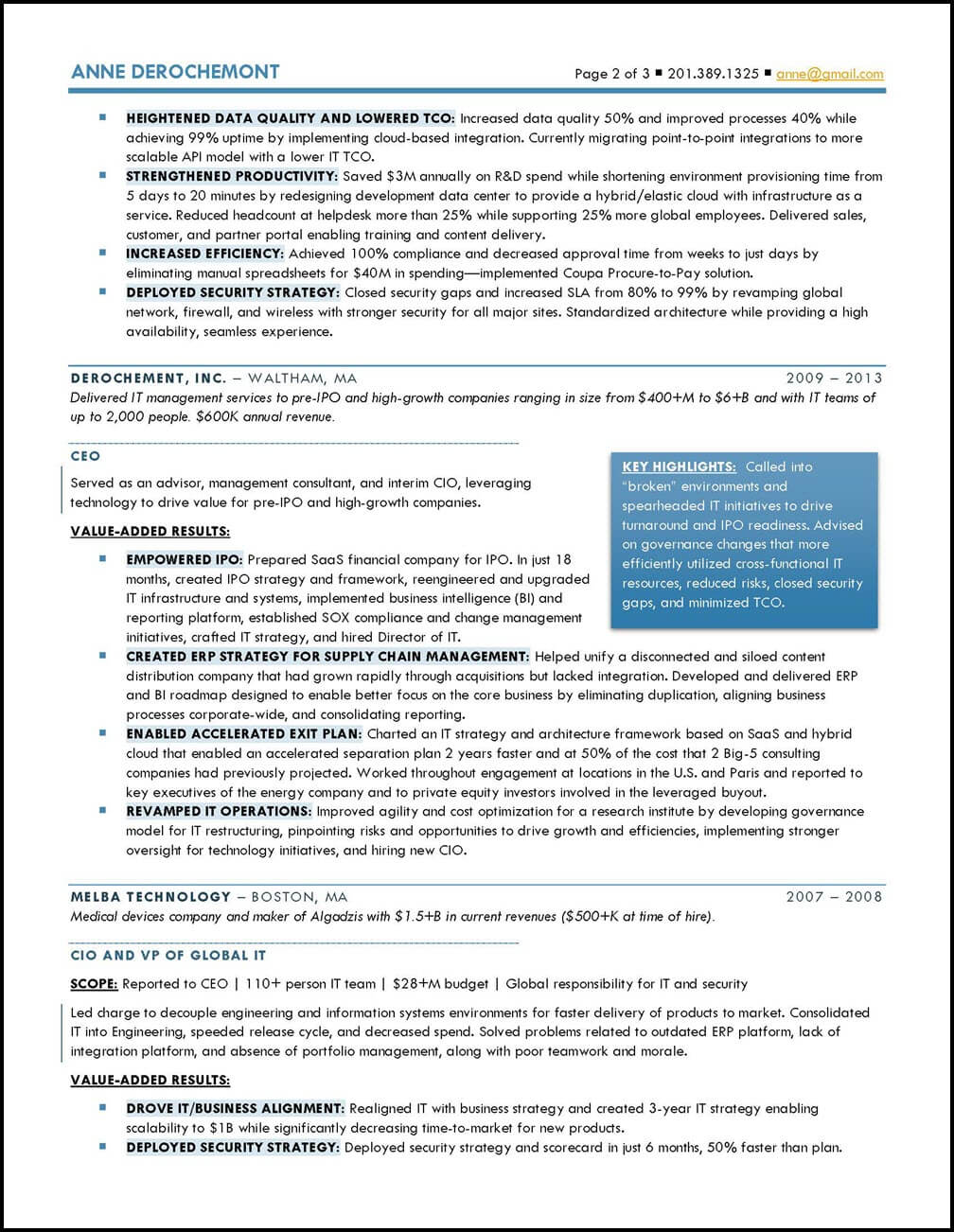 2017 First Place Best Information Technology Resume_Page_2