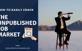 How To Easily Crack The Unpublished Job Market Blog Header