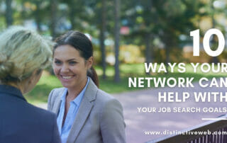 10 Ways Your Network Can Help With Your Job Search