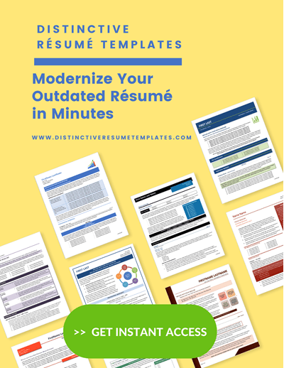 Resume Templates Shop