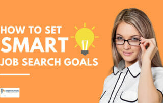 How To Set SMART Job Search Goals
