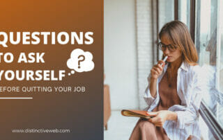 Questions To Ask Yourself Before Quitting Your Job