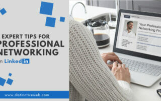 5 Expert Tips for Professional Networking on LinkedIn
