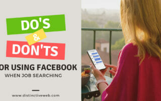Do's And Don'ts For Using Facebook When Job Searching